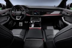Yeni 2020 Audi RS Q8