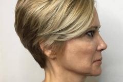 40 Yaş Üstü Kadınlar İçin Saç Modelleri 11