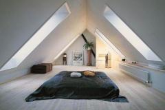 Çatı Katı Dekorasyon Görselleri 7
