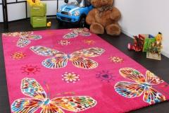 Çocuk ve Bebek Odası Halı Modelleri 11