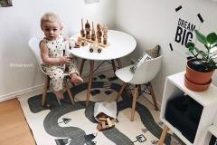 Çocuk ve Bebek Odası Halı Modelleri 12