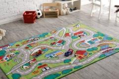 Çocuk ve Bebek Odası Halı Modelleri 14