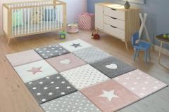 Çocuk ve Bebek Odası Halı Modelleri 2