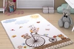 Çocuk ve Bebek Odası Halı Modelleri 21