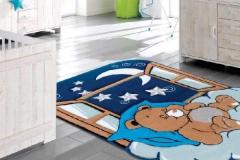 Çocuk ve Bebek Odası Halı Modelleri 23