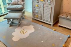 Çocuk ve Bebek Odası Halı Modelleri 24