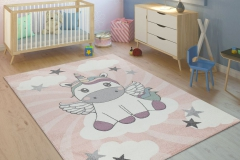 Çocuk ve Bebek Odası Halı Modelleri 5