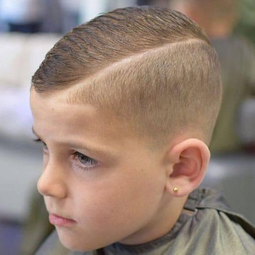 Erkek Çocuk Saç Kesim Modelleri - MorTilki.com