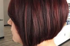 Kızıl Renk Saç Modelleri 11