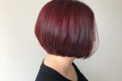 Kızıl Renk Saç Modelleri 13