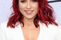 Kızıl Renk Saç Modelleri 19