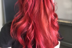 Kızıl Renk Saç Modelleri 21