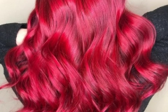 Kızıl Renk Saç Modelleri 22
