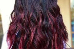 Kızıl Renk Saç Modelleri 26