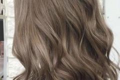 Küllü Kumral Saç Modelleri 16