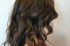 Küllü Kumral Saç Modelleri 19