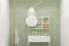 Minimalist Banyo Dekorasyonu Örnekleri
