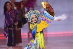 Çinli Yarışmacı Li Peishan