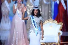 Miss World 2019 Kazananı Jamaikalı Güzel Toni-Ann Singh