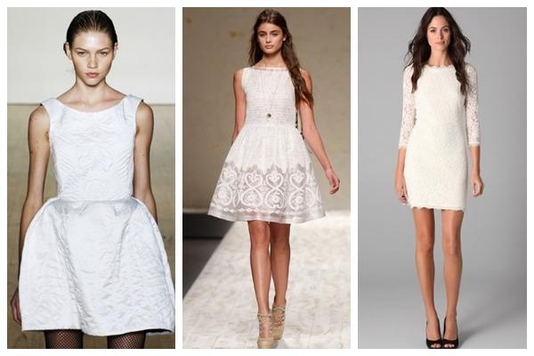 Düğün Törenlerinde Beyaz Renk Elbise Tercih Etmeyin