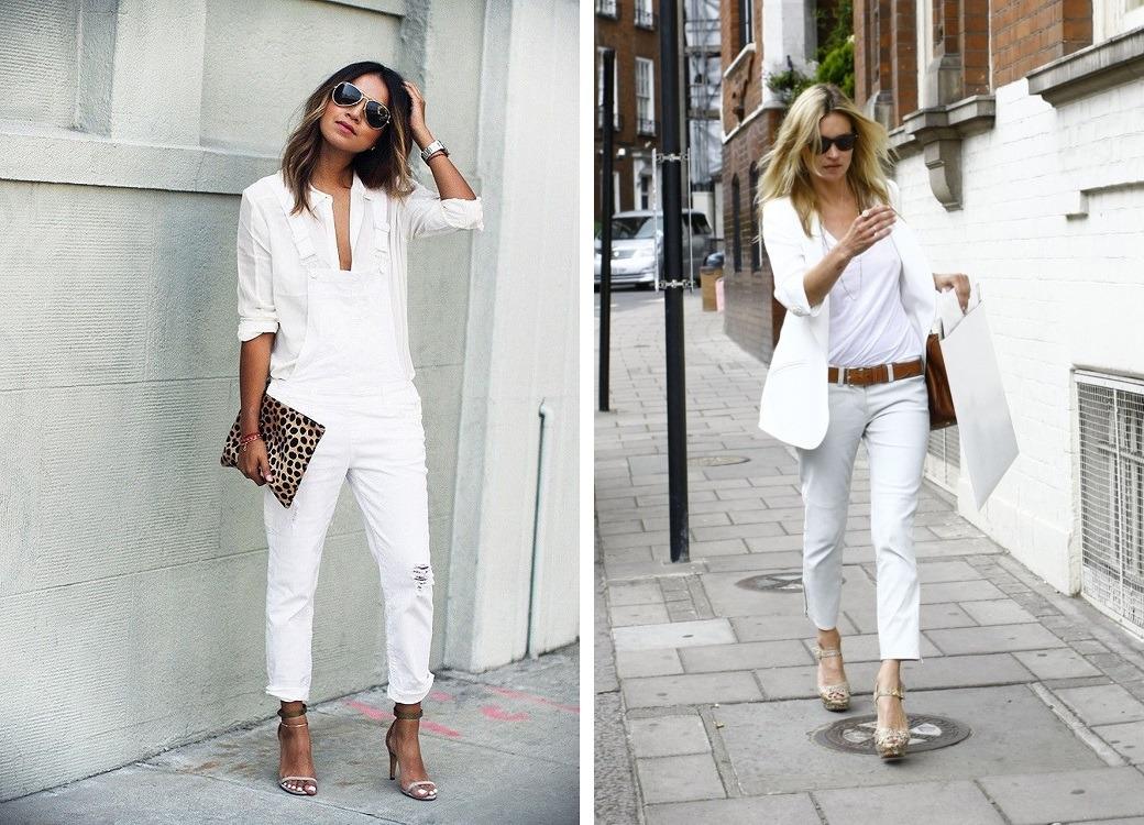 Kalabalık Şehirlerde Hızlı Bir Hayat Yaşıyorsanız Beyaz Renk Elbiselerden Kaçının