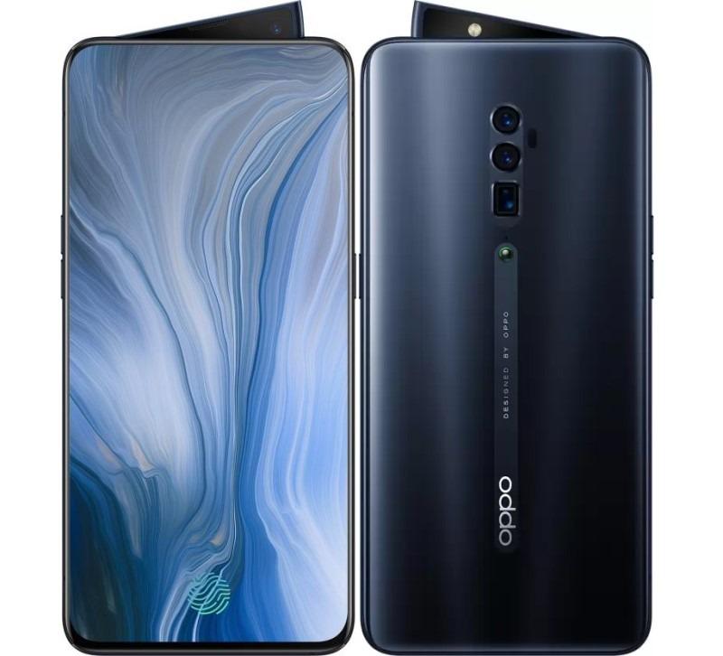 Oppo Reno 10x Zoom Pop-up Açılır Kamera