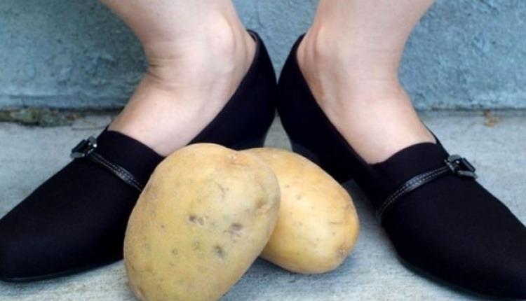 Patates Yöntemi İle Ayakkabı Genişletme